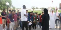 الجامعة الأمريكية في رأس الخيمة تستضيف مخيّم الهندسة السنوي