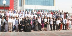 الجامعة الأمريكية في رأس الخيمة تحتفل بعيد تأسيسها الثامن