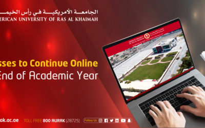 تستمر جميع الفصول عبر الإنترنت حتى نهاية العام الدراسي 2019-2020