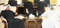 Delegation from Kuwaiti Consulate visits American University of Ras Al Khaimah