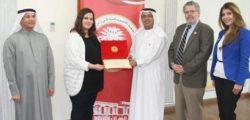 AURAK sponsors scholarship