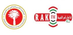 Professor Omar Fajjawi was invited to speak on Ras Al Khaimah Broadcasting Radio