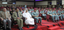 "RAK Police Officers Complete ""Risk Management"" Training"