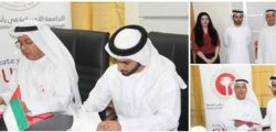 AURAK and GADHA Group Sign MoU
