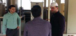 Mr. Marco Saridzic Visited our RAKRIC's SOLAB