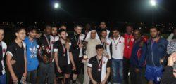 AURAK Finishes Runner-Up at HCT Tournament
