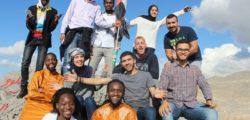 AURAK Students Reach Peak of Jais Mountain