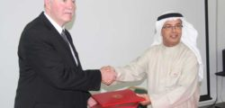 AURAK Signs MoU with New International Partner