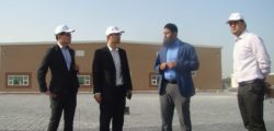 Visit of Al MADEN MENA FZE at RAKRIC