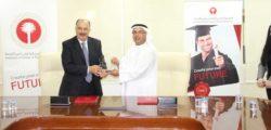 MOU Signing Ceremony between AURAK – RAKRIC and ICARDA