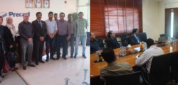 AURAK (School of Engineering & RAKRIC) visit RAK Precast