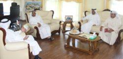 General Manager of Customs Department Visits AURAK