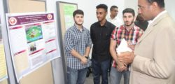 School of Arts and Sciences Organizes Project Exhibition