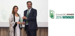 Emirates Green Building Council  2016 Award winner's networking session