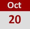 Oct 20