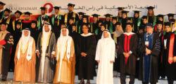 AURAK Celebrates 5th Commencement Ceremony
