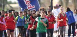 AURAK Stages 6th Annual Mini-marathon