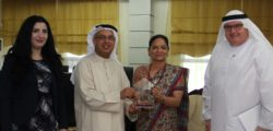 AURAK Receives Visit from Indian Public High School
