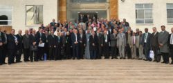 Prof. Mousa Attends Annual AARU Conference