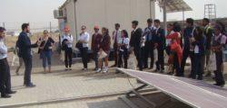 Ambassadors of clean energy from UAE schools Visited RAKRIC