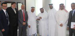AURAK Visits Ministry of Health in Dubai