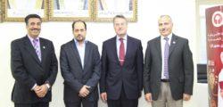 German Consul General Visits AURAK