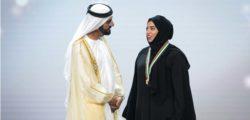 AURAK Alumna Receives Government Excellence Award