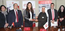 AURAK Signs MoU with Education For Employment (EFE)