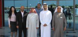 AURAK Receives Visit from H. H. Sheikh Khalid