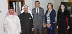 AURAK Visited by RAK Hospital Delegation