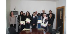 Creative Writing Competition Winners Awarded