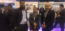 RAKRIC Visit to Middle East Electricity Exhibition