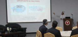 AURAK Hosts Workshop on UAE's Critical Infrastructure