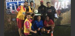 AURAK Qualifies for Neymar Jr.'s Fives Finals