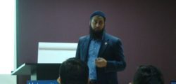 Senior R&D Engineer from RAK Research and Innovation Center invited to give a Guest lecture at University of Bolton