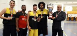 AURAK Crowned HCT Basketball Champions