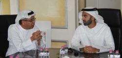 AURAK Receives Visit from Crown Prince