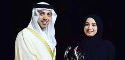 AURAK Student Wins Khalifa Award