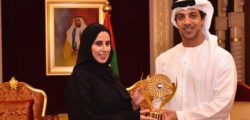 AURAK Alumna Awarded for Government Excellence