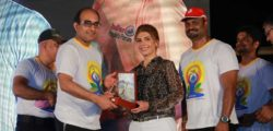 AURAK Celebrates International Yoga Day