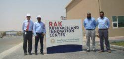RAKRIC Receives Municipality Visit