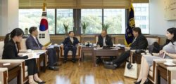 AURAK Visits Seoul National University