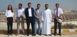 Visit of Mubadala to RAKRIC