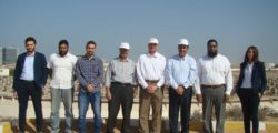 Visit of Dr. Rida Shibli and Dr. Yousef Al-Abdallat to RAKRIC