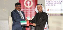 AURAK Signs MOU with Al Shrooq Green Energy