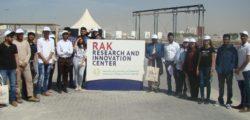 Visit of Students from Manipal University, Dubai to RAKRIC