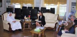 U.S. Embassy Visits AURAK