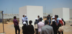 Visit of students from Amity University to RAK Research and Innovation Center