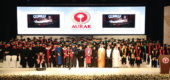 AURAK Holds 7th Commencement Ceremony for Graduates