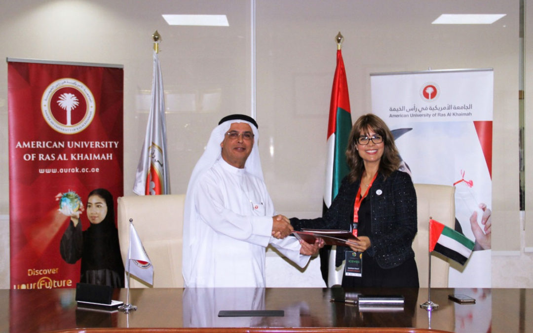 AURAK Enters into an MoU with The International Center for Biosaline Agriculture